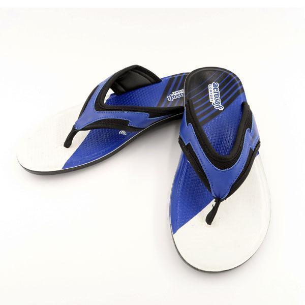 Aerosoft sandaler blå herre