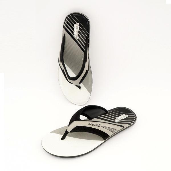 Aerosoft sandaler hvid herre